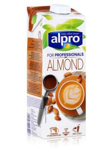 Молоко миндальное 1л Alpro