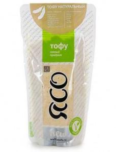 Тофу натуральный 200г Ясо
