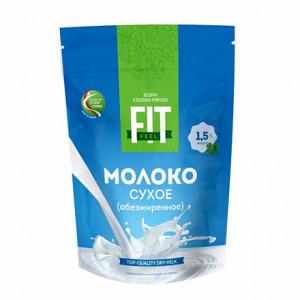 Молоко сухое обезжиренное 1.5% 300г Фит-парад
