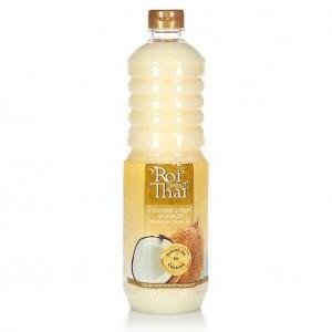 Масло кокосовое рафинированное натуральное п/б 1л Roi Thai