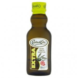 Масло оливковое Extra Virgin 250мл Costa D'oro