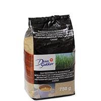 Сахар коричневый тростниковый 750г DanSukker