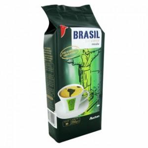 Кофе молотый Арабика Бразилия 250г Auchan