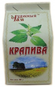 Фитокомпозиция моносостав Крапива 50г Крымская Стевия