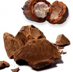Какао тертое 1кг Кот д'Ивуар