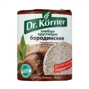 Хлебцы Бородинские 100г DR.KORNER