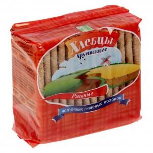 Хлебцы Ржаные 100г Диадар