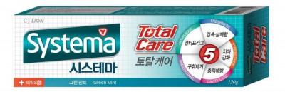 Зубная паста Dental Systema максимальное очищение 140г CJ Lion