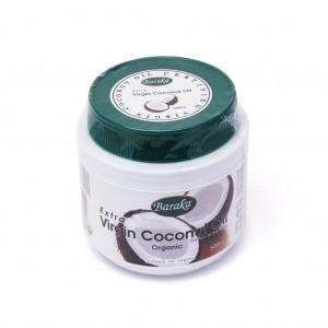 Масло кокосовое Органик 500мл Baraka