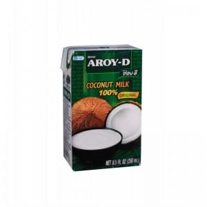 Молоко кокосовое 60% тетрапак 250мл Aroy-D