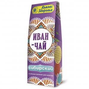 Чайный напиток с кипреем Иван-чай 60г/18 Компас Здоровья