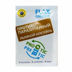 Коктейль льняной противопаразитный 0.10г/20 Компас Здоровья