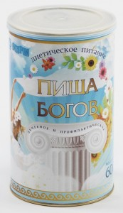 Коктейль соево-белковый сухой шоколадный Пища богов бад 600г Витапром