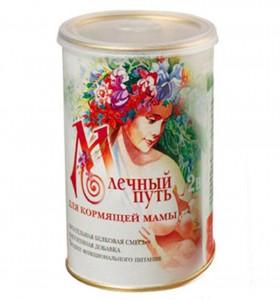Продукт сухой для кормящих женщин Млечный путь бад 200г Витапром