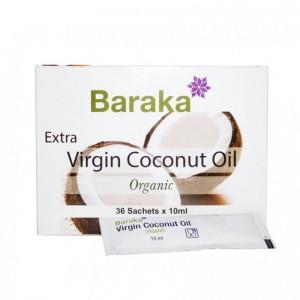 Масло кокосовое Органик 10мл Baraka