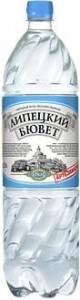 Вода питьевая артезианская ГАЗ 1.5л Липецкая