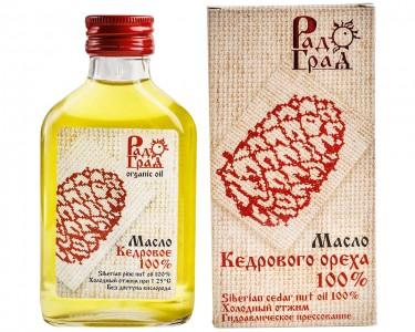 Масло кедровое 100мл Радоград