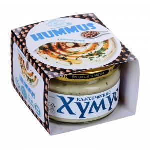 Хумус Классический ст/б 200г Полезные продукты