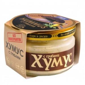 Хумус с грибами ст/б 200г Полезные продукты