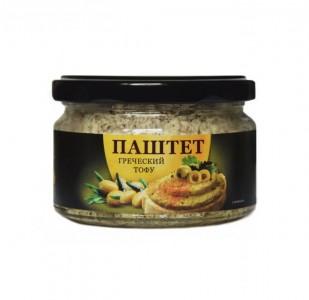"""Соевый тофу-паштет """"Греческий"""" 200г Ecotopia"""
