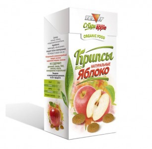 Крипсы яблочные 30г Тиавит