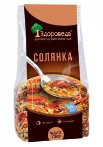 Суп солянка 250г Здороведа