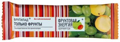 Фрутилад Только фрукты 30г Белое дерево