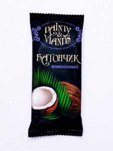 Батончик кокосовый 40г Dainty & Viands