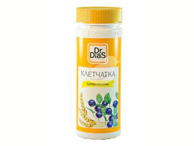 Клетчатка Суперчерника 30% ягод 170г Dr.DiaS