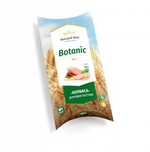 Колбаса вегетарианская Ботаник БИО 300г Высший вкус