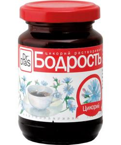 Напиток жидкий Бодрость растворимый ст/б 200г Dr.Dias