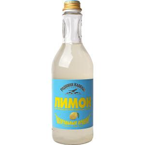 Напиток газированный Лимон стекло 0.5л Родники Кавказа