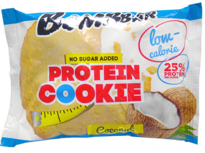Печенье протеиновое Кокос 40г Bombbar