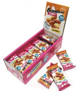 Конфеты протеиновые Фундук 18г Bombbar