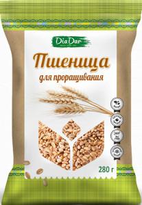 Пшеница для проращивания 280г Диадар