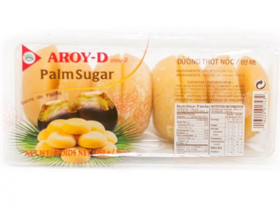 Сахар кокосовой пальмы п/упак 454г Aroy-D