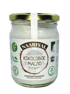 Масло кокосовое рафинированное 500мл Наариял