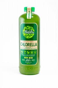 Напиток из хлореллы 1л Be.Live.Organic