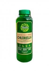 Напиток из хлореллы 500мл Be.Live.Organic