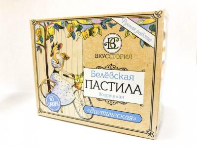 Белёвская пастила диетическая 200г ВкусСтория