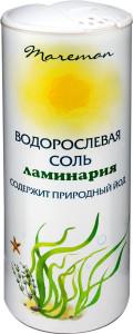 Соль водорослевая 150г Moreman