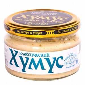 Хумус без консервантов Классический 200г Полезные продукты