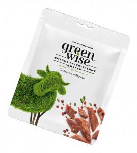 Растительные джерки Говядина 36г Greenwise