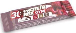 Батончик с высоким содержанием протеина Малина-йогурт 60г Protein Rex