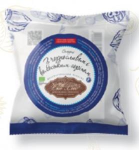 Кексы цельнозерновые с черносливом и грецким орехом 100г ЭКО-ХЛЕБ