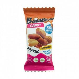 Конфеты протеиновые Арахис 18г Bombbar