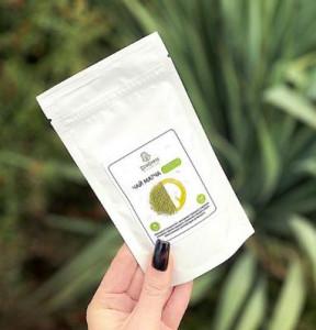 Чай матча-латте 100г EcoGreta