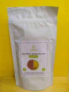 Экстракт зеленого чая 100г EcoGreta