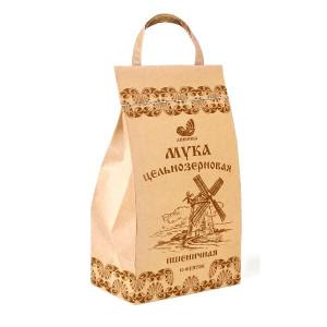 Мука пшеничная цельнозерновая 4,1кг Дивинка