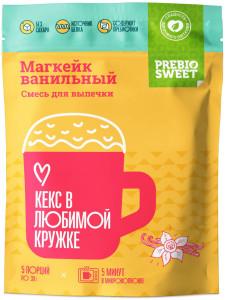 Смесь сухая для выпечки Магкейк ванильный 150г PREBIO SWEET